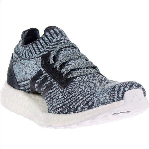 2500fe3021c53 Adidas Womens Ultra Boost X Parley Running Shoes